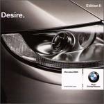 BMW CD-Reihe - desire
