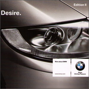 BMW Gimmick CD
