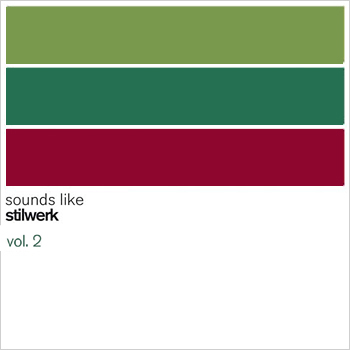 stilwerk Vol.2 CD Cover - Compilation Reihe