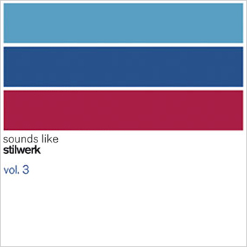 stilwerk Vol.3 - CD Cover - Comilation Reihe