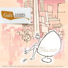 Gala - onpack CD - Luxury Moments