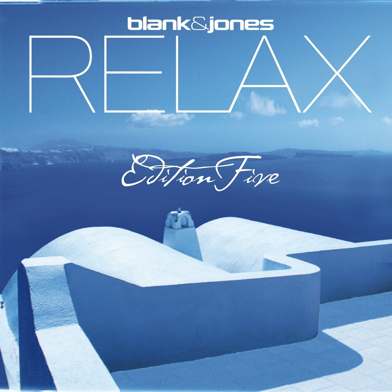 Relax Five Cover
