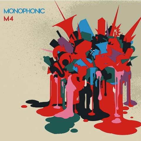 Monophonic Albumcover