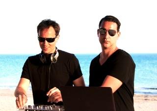 Blank and Jones auf Mallorca Aftershow von Wetten Dass