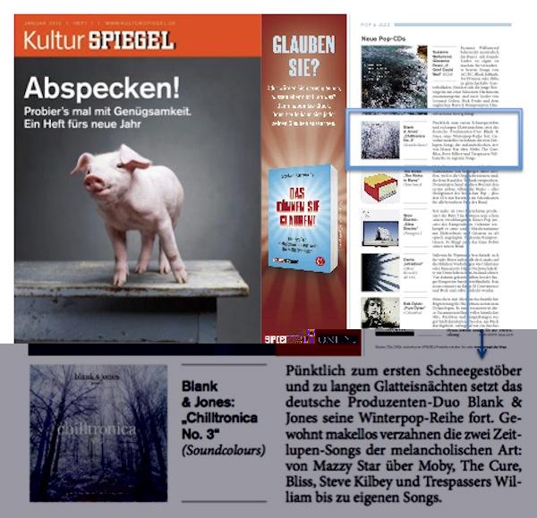 Review Kulturspiegel